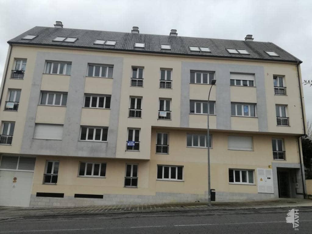 Piso en venta en Guntín, Vilalba, Lugo, Avenida Terra Chá, 41.500 €, 2 habitaciones, 1 baño, 72 m2