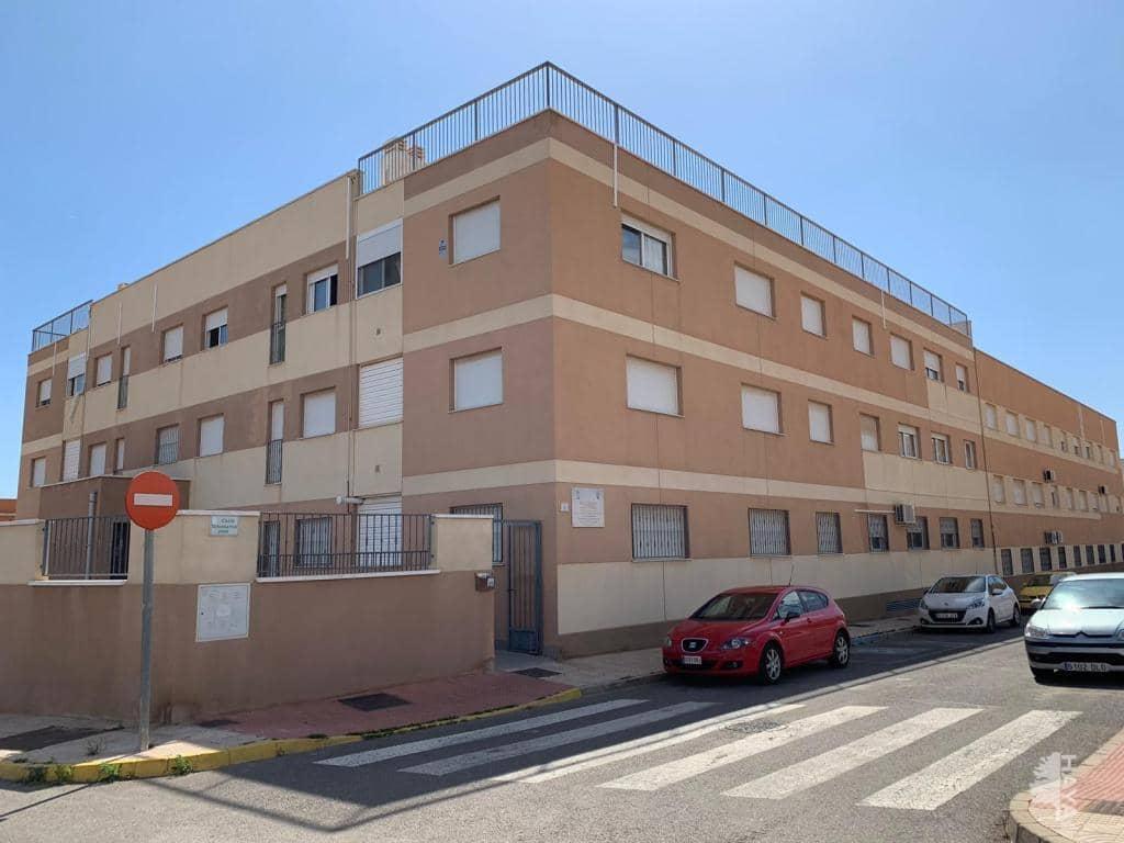 Piso en venta en Venta de Gutiérrez, Vícar, Almería, Calle Voluntarios, 53.400 €, 3 habitaciones, 1 baño, 73 m2