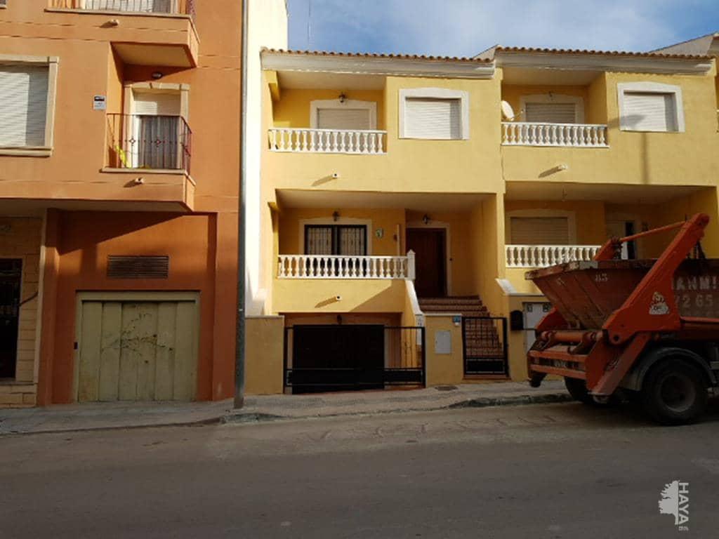 Casa en venta en Algorfa, Algorfa, Alicante, Calle Egidos del Sur, 127.796 €, 3 habitaciones, 3 baños, 191 m2
