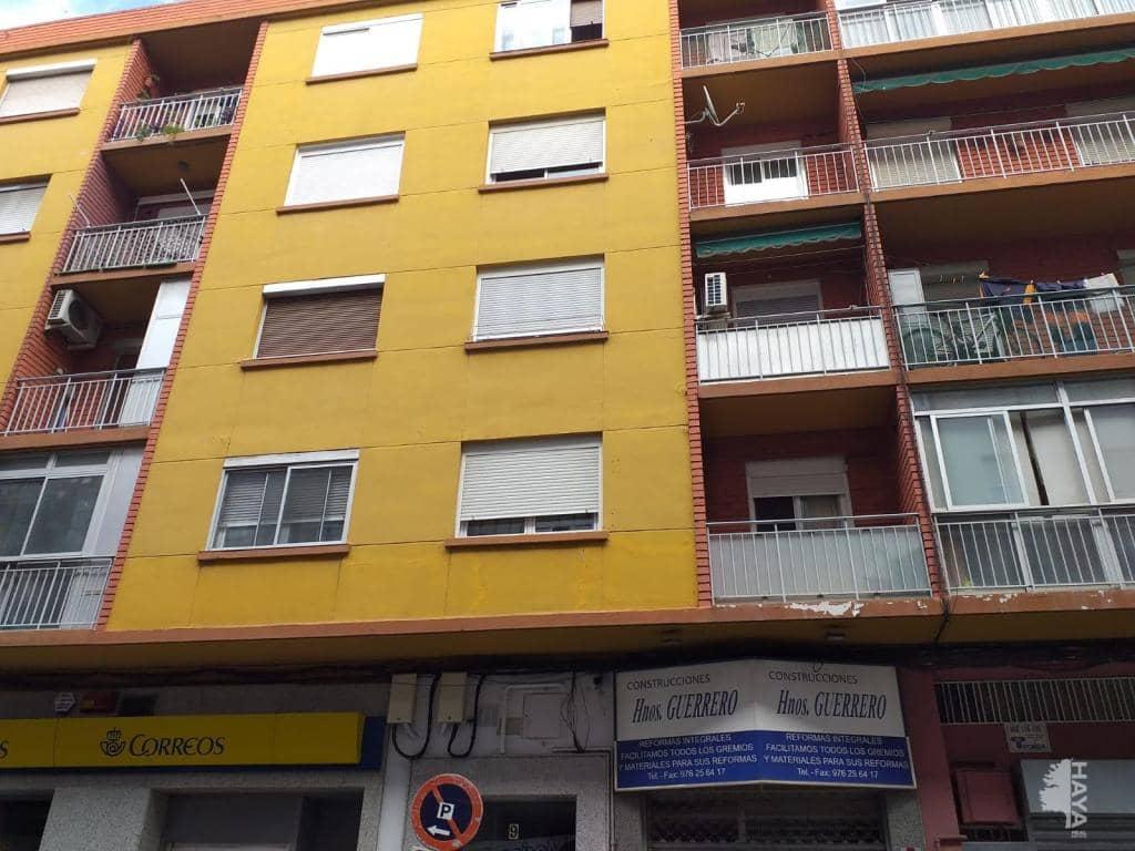 Piso en venta en Zaragoza, Zaragoza, Calle Federico Garcia Lorca, 75.900 €, 3 habitaciones, 1 baño, 65 m2