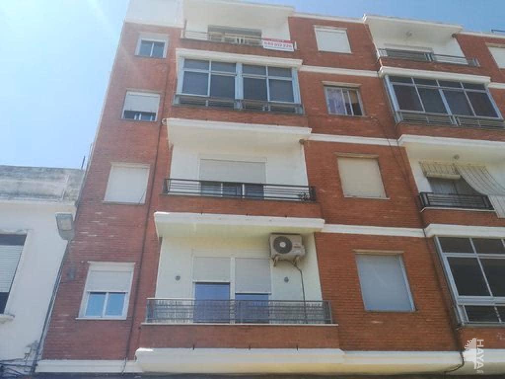 Piso en venta en Sueca, Valencia, Calle Joanot Martorel, 31.800 €, 3 habitaciones, 1 baño, 94 m2