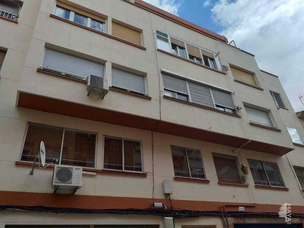 Piso en venta en Zaragoza, Zaragoza, Calle Tomas Pelayo, 107.700 €, 3 habitaciones, 1 baño, 78 m2
