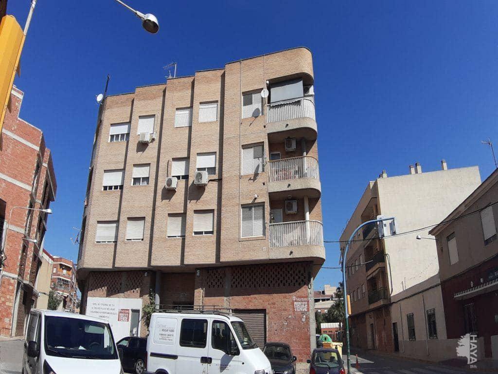 Piso en venta en Santomera, Murcia, Camino Mina (de La), 64.100 €, 3 habitaciones, 1 baño, 96 m2