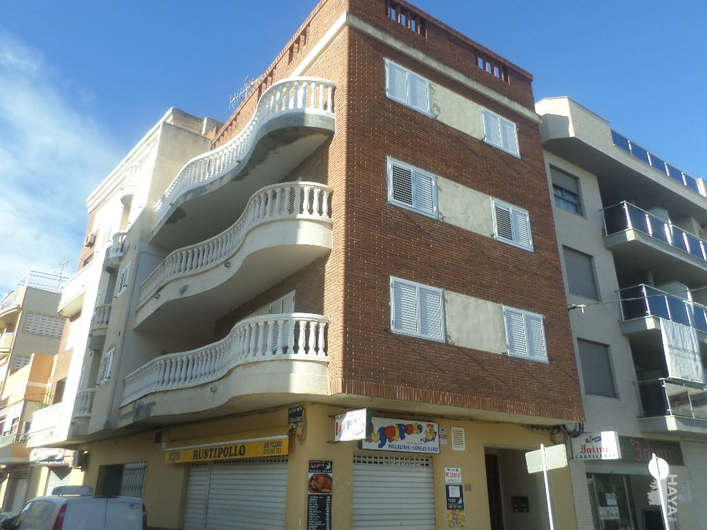 Piso en venta en El Grao, Moncofa, Castellón, Avenida del Puerto, 74.473 €, 3 habitaciones, 1 baño, 96 m2