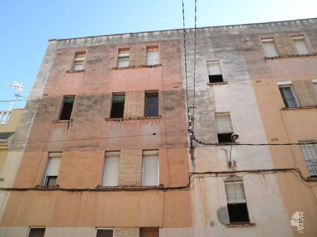 Piso en venta en Bítem, Tortosa, Tarragona, Calle Jaume Tio (de), 27.500 €, 3 habitaciones, 1 baño, 47 m2