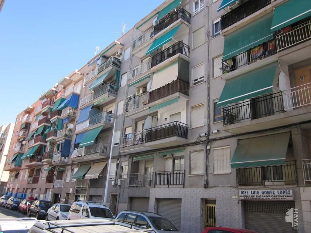 Piso en venta en L`asil, Elche/elx, Alicante, Calle Hilarion Eslava, 28.400 €, 2 habitaciones, 1 baño, 80 m2