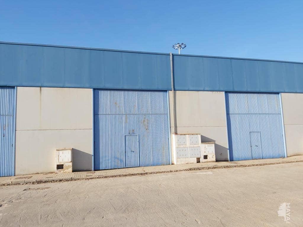 Industrial en venta en San Juan del Puerto, Huelva, Calle Indutect, 184.500 €, 1230 m2