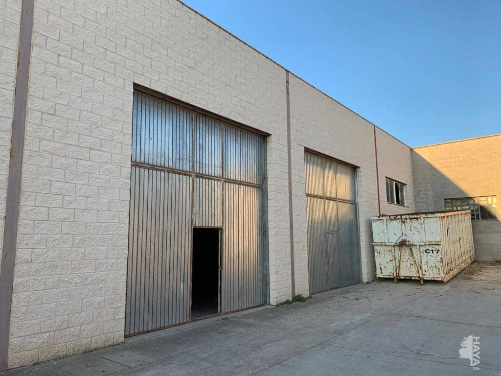 Industrial en venta en Ciudad del Mueble, Medina del Campo, Valladolid, Calle Carrera la Seca, 215.224 €, 911 m2