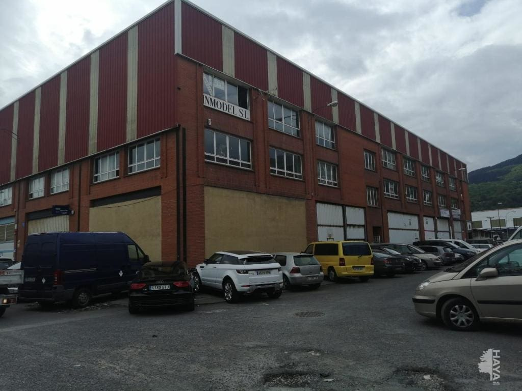 Industrial en venta en Ugarte, Valle de Trápaga-trapagaran, Vizcaya, Calle Poligono Industrial El Juncal, 293.250 €, 391 m2