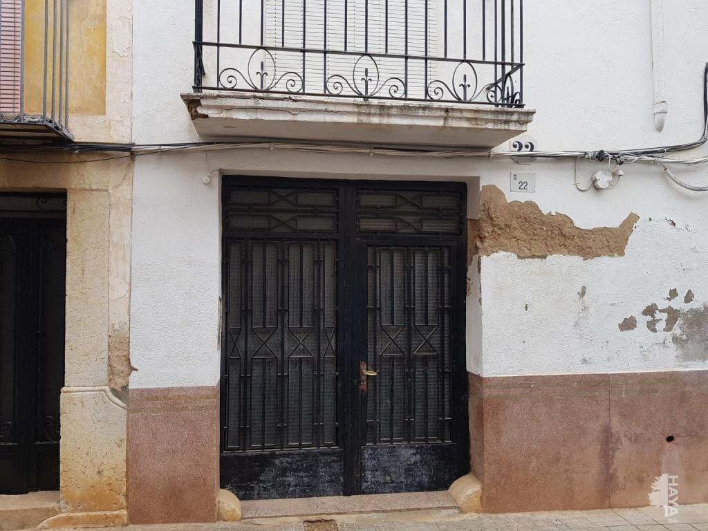 Casa en venta en Alcalà de Xivert, Alcalà de Xivert, Castellón, Calle Hospital, 56.400 €, 3 habitaciones, 1 baño, 174 m2