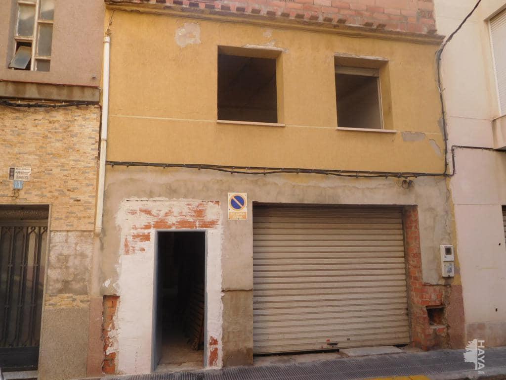 Casa en venta en Poblados Marítimos, Burriana, Castellón, Calle València, 72.000 €, 3 habitaciones, 2 baños, 227 m2