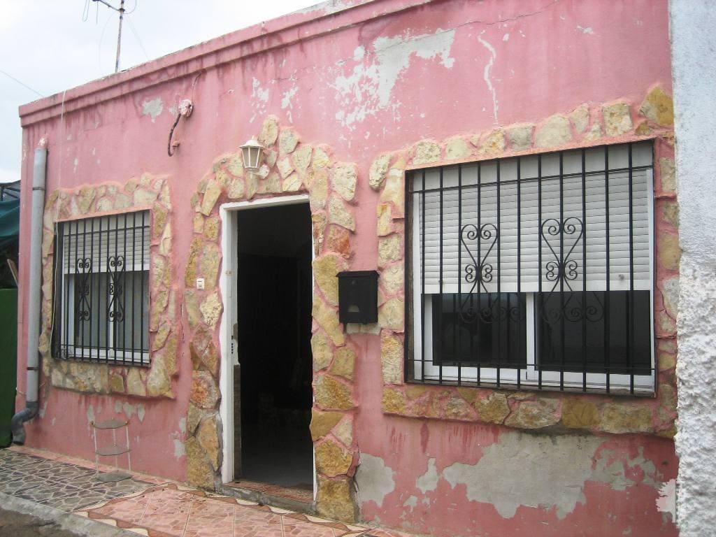 Casa en venta en Castellón de la Plana/castelló de la Plana, Castellón, Camino Serrallo, 74.600 €, 4 habitaciones, 2 baños, 99 m2