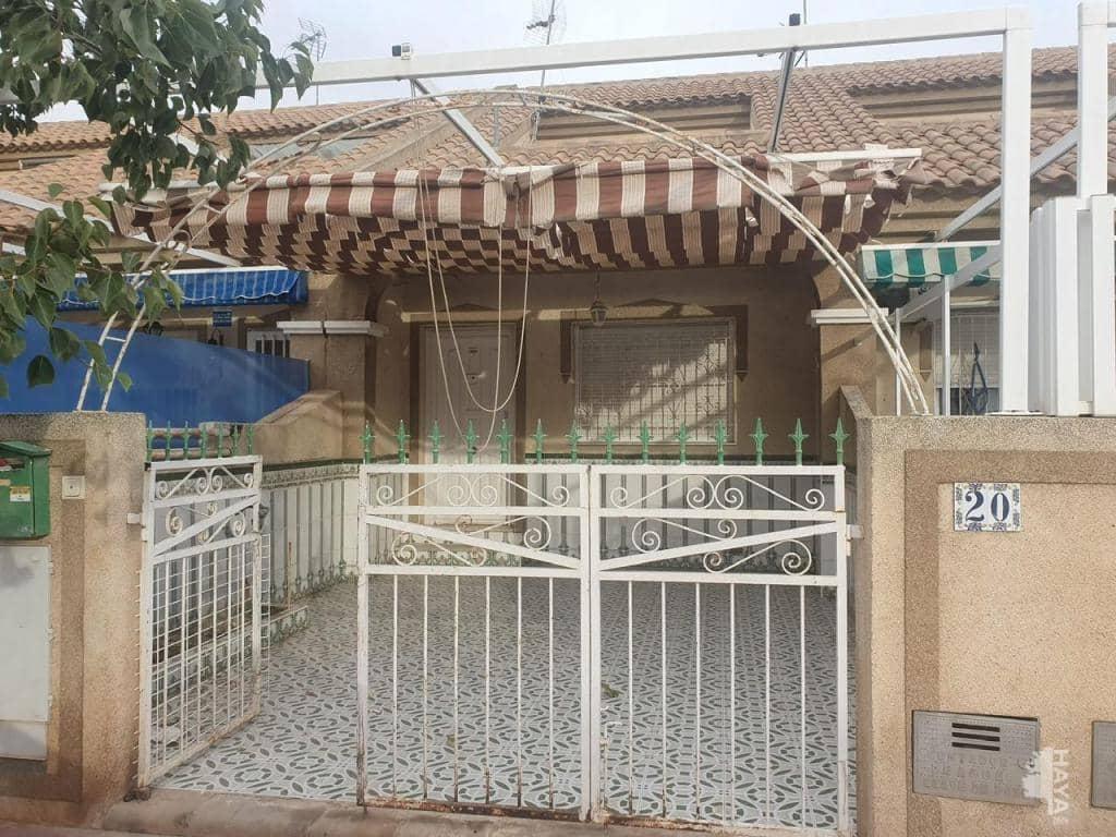 Casa en venta en Los Alcázares, Murcia, Calle Victoria, 75.800 €, 3 habitaciones, 1 baño, 65 m2