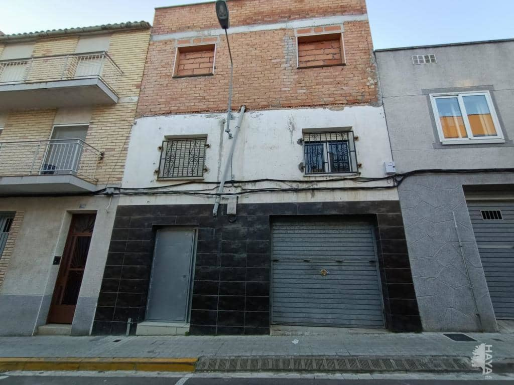 Casa en venta en Can Vila-seca, Santa Margarida de Montbui, Barcelona, Calle Verge de la Vila, 100.500 €, 6 habitaciones, 2 baños, 173 m2
