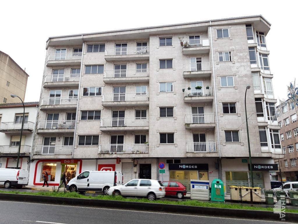 Piso en venta en O Milladoiro, Ames, A Coruña, Calle Pardiñeiros, 86.900 €, 3 habitaciones, 2 baños, 82 m2