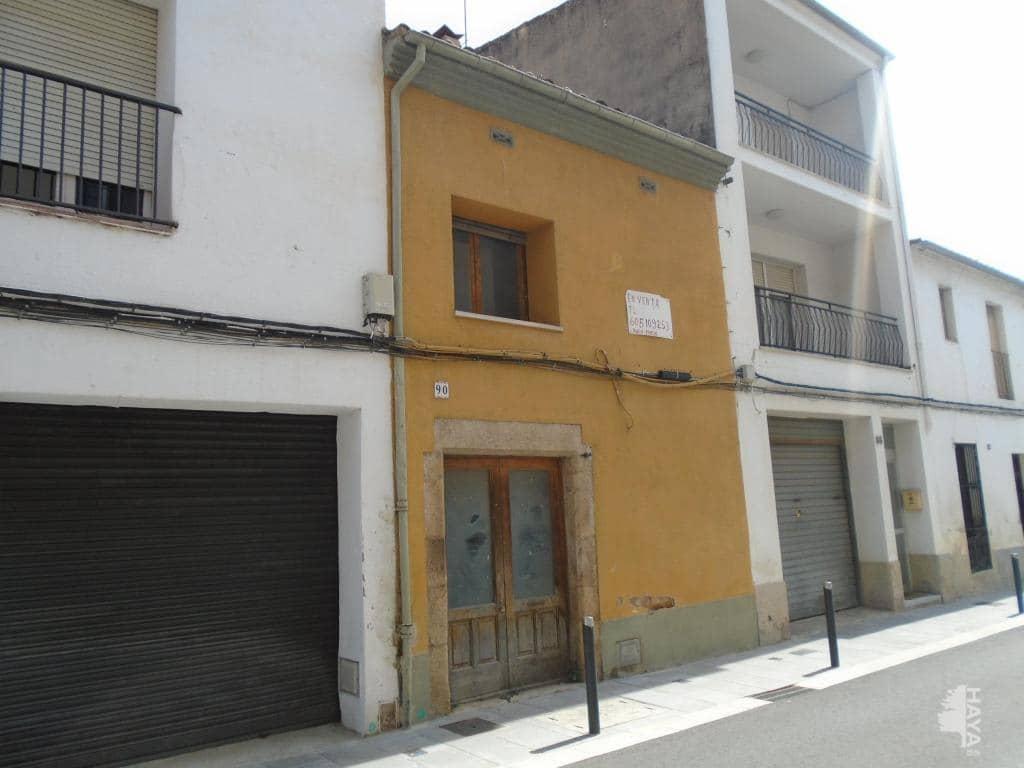 Casa en venta en Can Fàbregues, Santa Coloma de Farners, Girona, Calle Prat, 104.500 €, 2 habitaciones, 1 baño, 51 m2