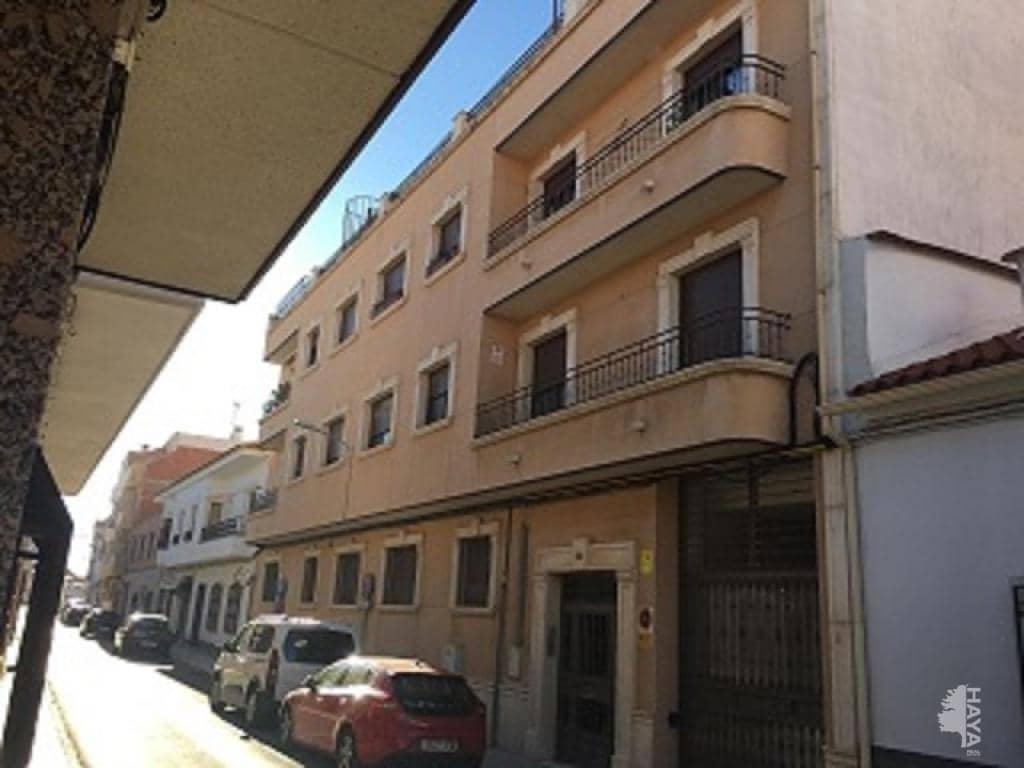 Piso en venta en Tomelloso, Ciudad Real, Calle Hidalgo, 63.500 €, 3 habitaciones, 2 baños, 97 m2