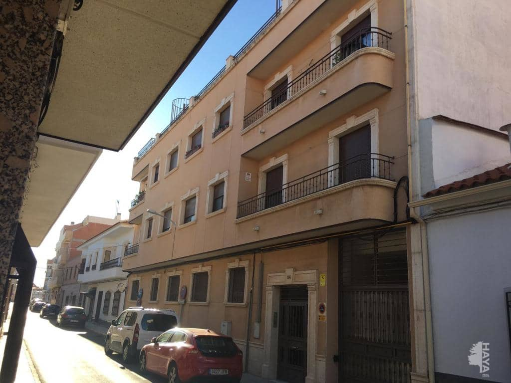 Piso en venta en Tomelloso, Ciudad Real, Calle Hidalgo, 56.800 €, 3 habitaciones, 2 baños, 87 m2
