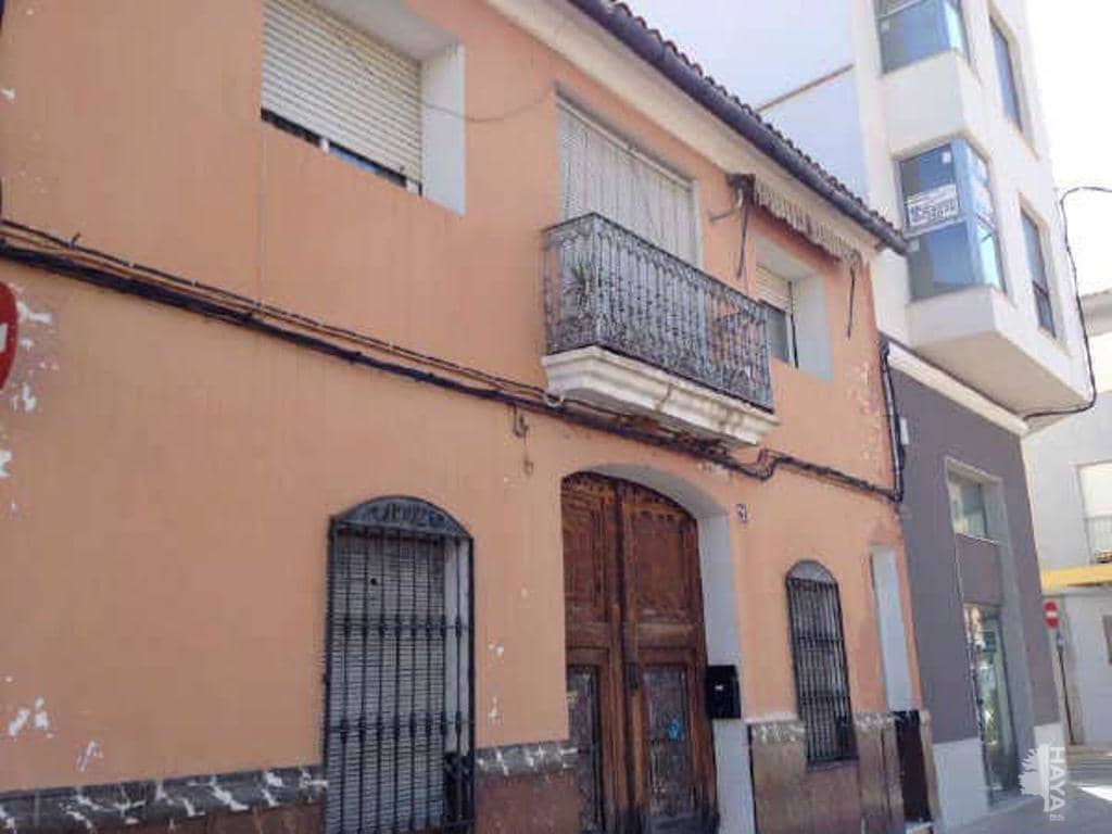 Piso en venta en La Barraca D`aigües Vives, Alzira, Valencia, Calle Matilde Malo B A V, 40.300 €, 3 habitaciones, 1 baño, 100 m2