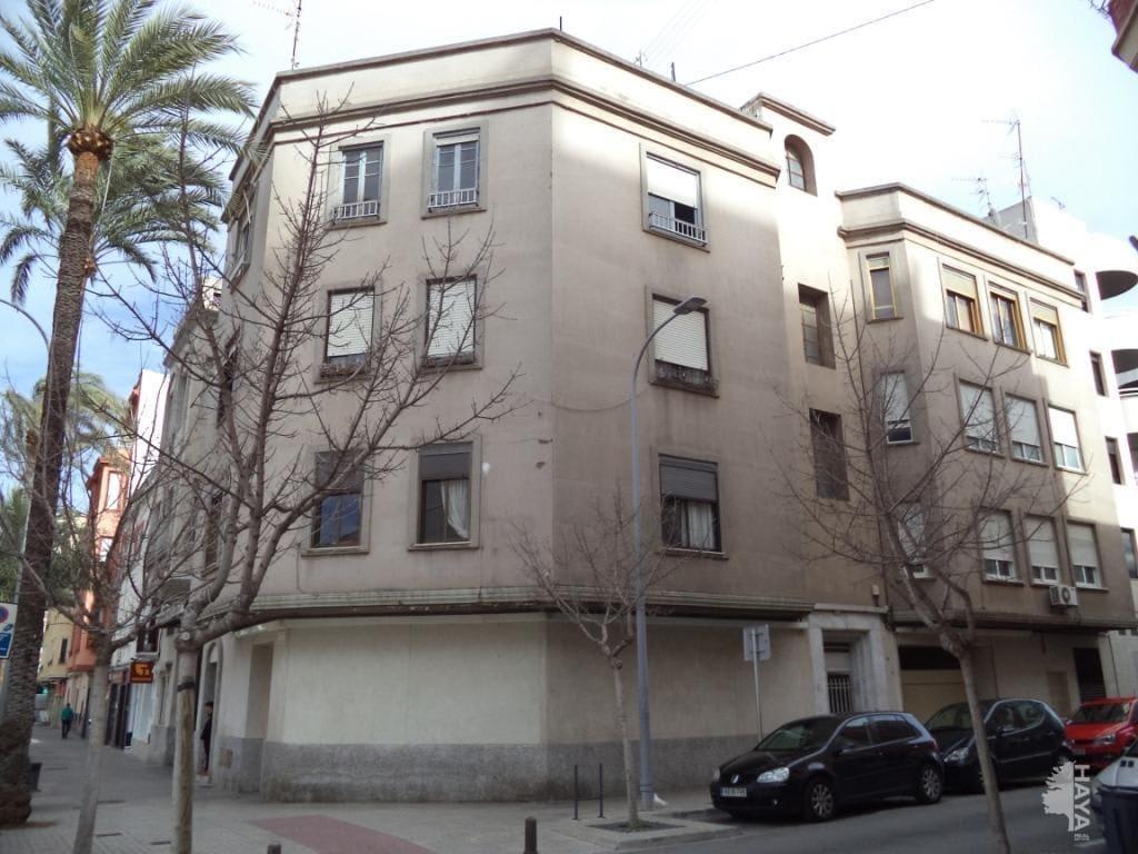 Piso en venta en Gandia, Valencia, Calle Benicanena, 40.800 €, 3 habitaciones, 1 baño, 87 m2