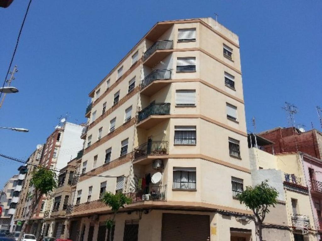 Piso en venta en Grupo la Paz, Castellón de la Plana/castelló de la Plana, Castellón, Calle Jorge Juan, 41.100 €, 3 habitaciones, 1 baño, 62 m2
