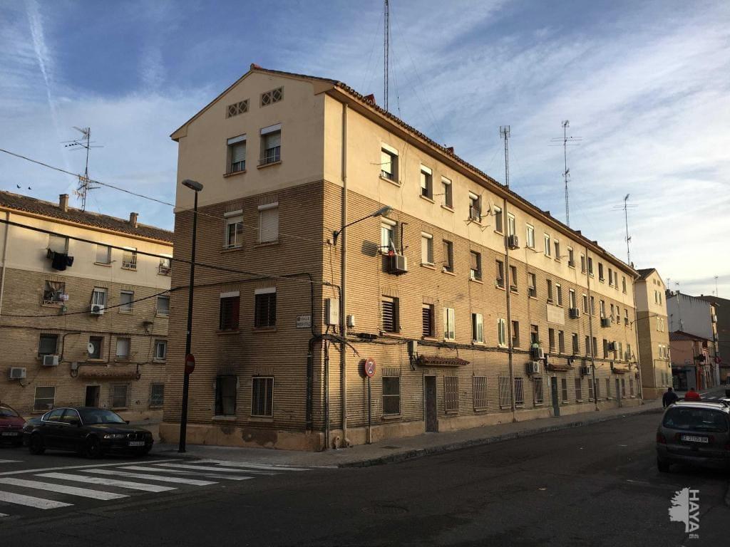 Piso en venta en Oliver, Zaragoza, Zaragoza, Calle Antonio de Leyva, 41.700 €, 3 habitaciones, 1 baño, 45 m2