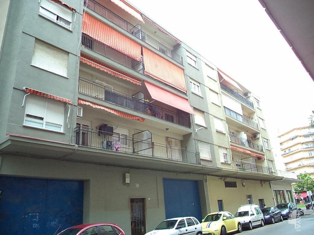 Piso en venta en Gandia, Valencia, Calle Cardenal Cisneros, 41.800 €, 3 habitaciones, 1 baño, 91 m2