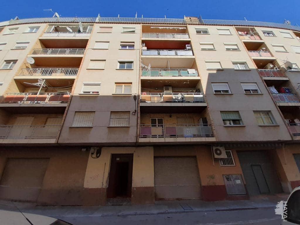 Piso en venta en Bítem, Tortosa, Tarragona, Calle Illa de Genova (de L), 33.400 €, 3 habitaciones, 1 baño, 80 m2