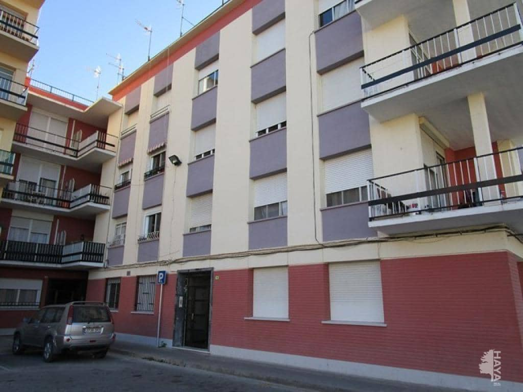 Piso en venta en Tortosa, Tarragona, Calle Santa Maria Rosa Molas (de), 42.600 €, 3 habitaciones, 1 baño, 80 m2