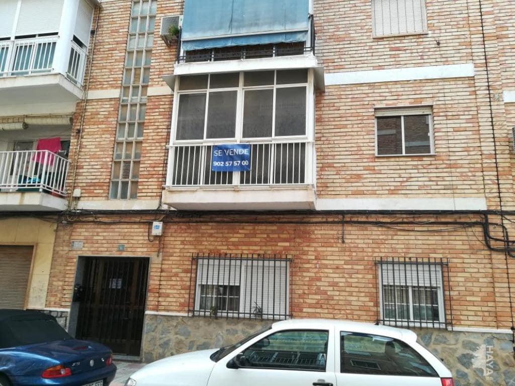 Piso en venta en Diputación de El Plan, Cartagena, Murcia, Calle Alhucemas, 43.010 €, 3 habitaciones, 1 baño, 75 m2