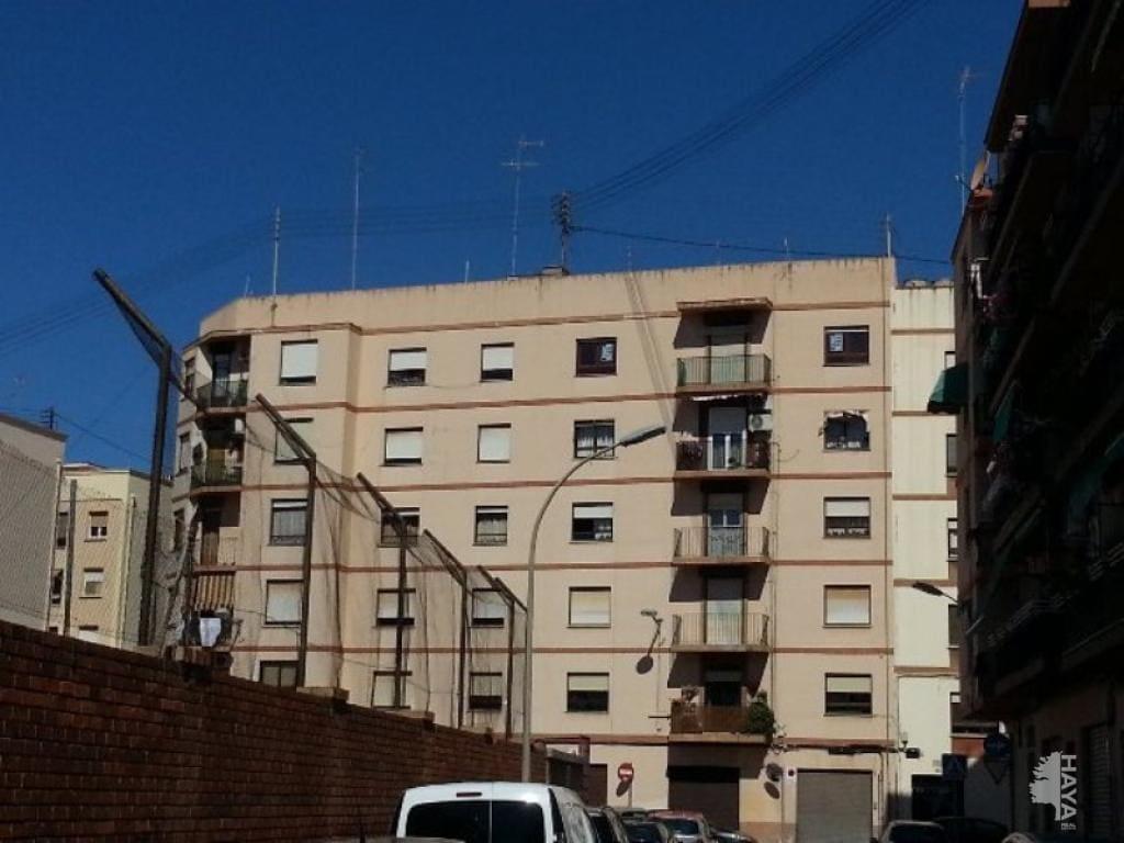 Piso en venta en Grupo San Vicente Ferrer, Castellón de la Plana/castelló de la Plana, Castellón, Avenida Amalio Gimeno, 43.200 €, 4 habitaciones, 1 baño, 102 m2