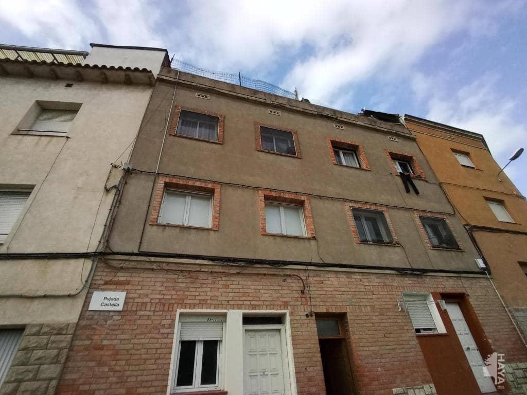 Piso en venta en Can Vila-seca, Santa Margarida de Montbui, Barcelona, Calle Pujada Castella, 26.500 €, 3 habitaciones, 1 baño, 56 m2