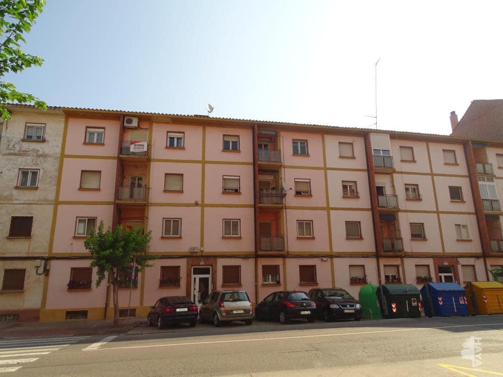Piso en venta en La Estrella, Logroño, La Rioja, Calle Piqueras, 38.400 €, 3 habitaciones, 1 baño, 66 m2