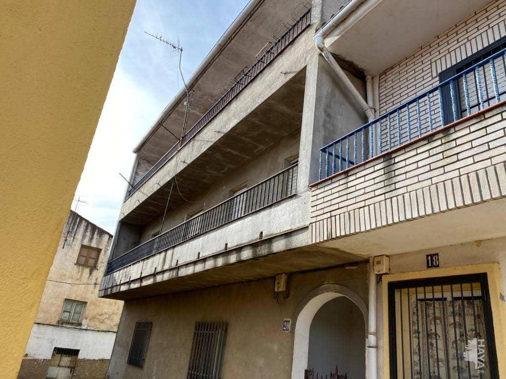 Piso en venta en Mohedas de Granadilla, Mohedas de Granadilla, Cáceres, Calle El Cancho, 54.600 €, 4 habitaciones, 1 baño, 223 m2