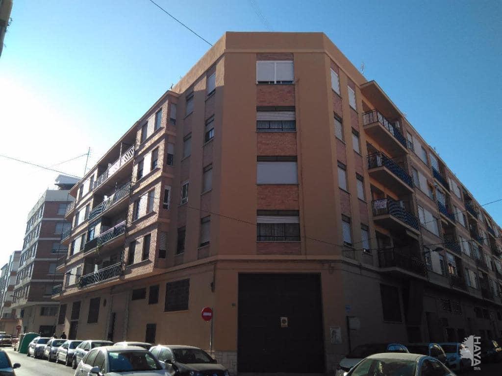 Piso en venta en Virgen de Gracia, Vila-real, Castellón, Calle Benedito, 56.100 €, 4 habitaciones, 1 baño, 108 m2