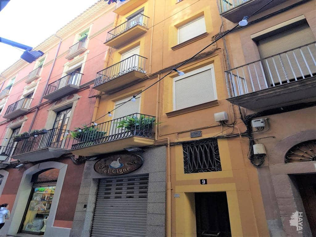 Piso en venta en Centre Històric de Manresa, Manresa, Barcelona, Calle Urgell, 58.100 €, 3 habitaciones, 1 baño, 107 m2