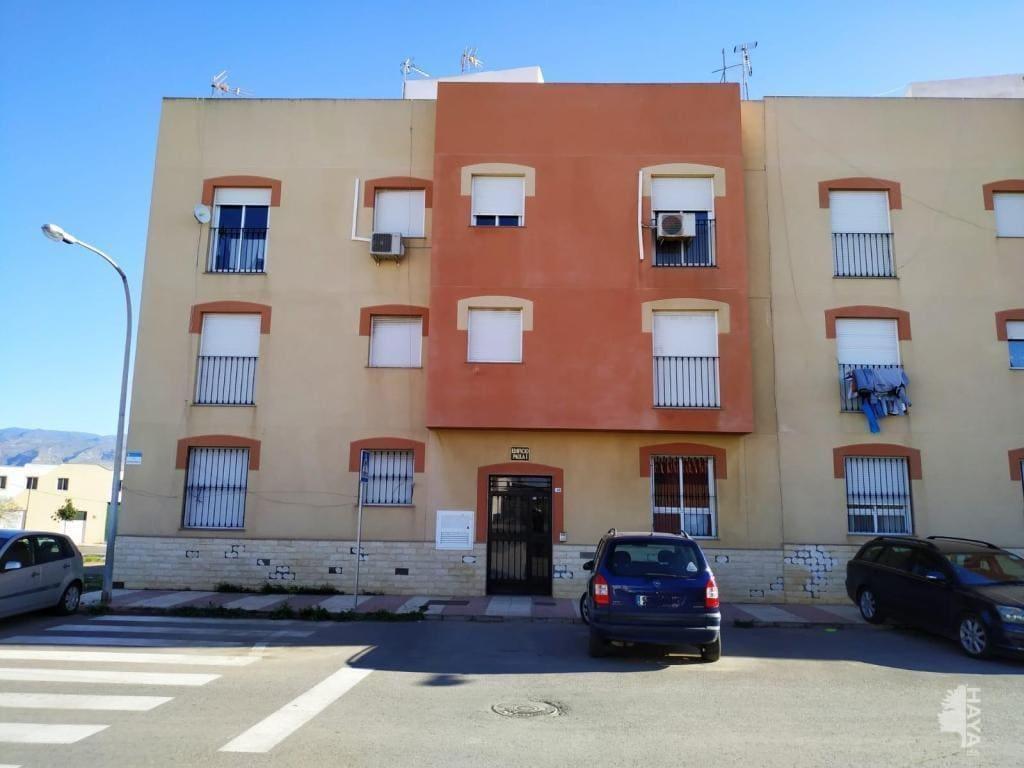 Piso en venta en Los Depósitos, Roquetas de Mar, Almería, Calle Joaquinico, 32.600 €, 3 habitaciones, 1 baño, 77 m2