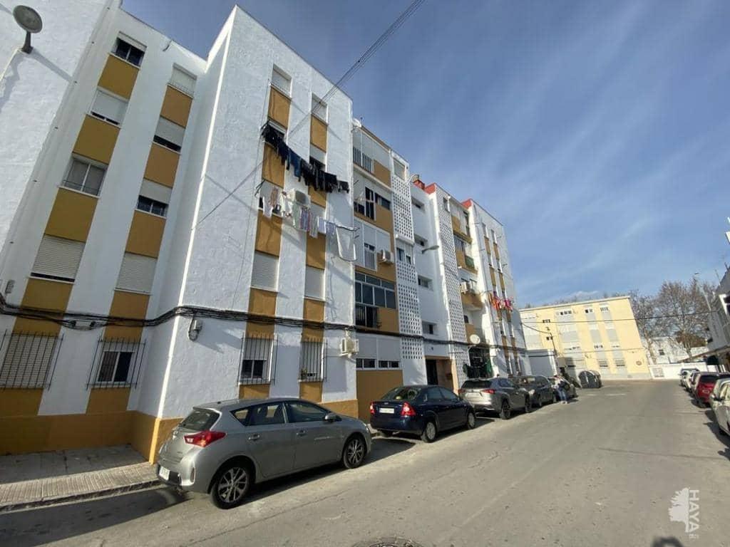 Piso en venta en Valdelagrana, El Puerto de Santa María, Cádiz, Calle Carabela la Niña, 60.100 €, 3 habitaciones, 1 baño, 73 m2