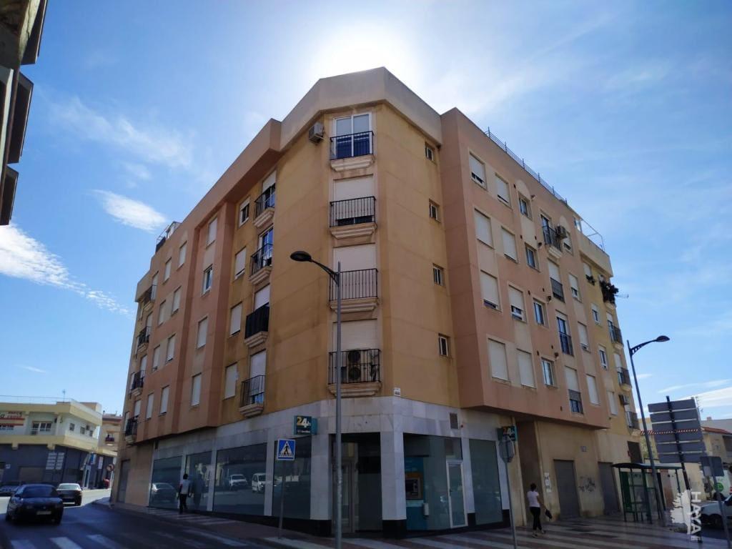 Piso en venta en Los Depósitos, Roquetas de Mar, Almería, Calle Casablanca, 63.000 €, 3 habitaciones, 2 baños, 91 m2