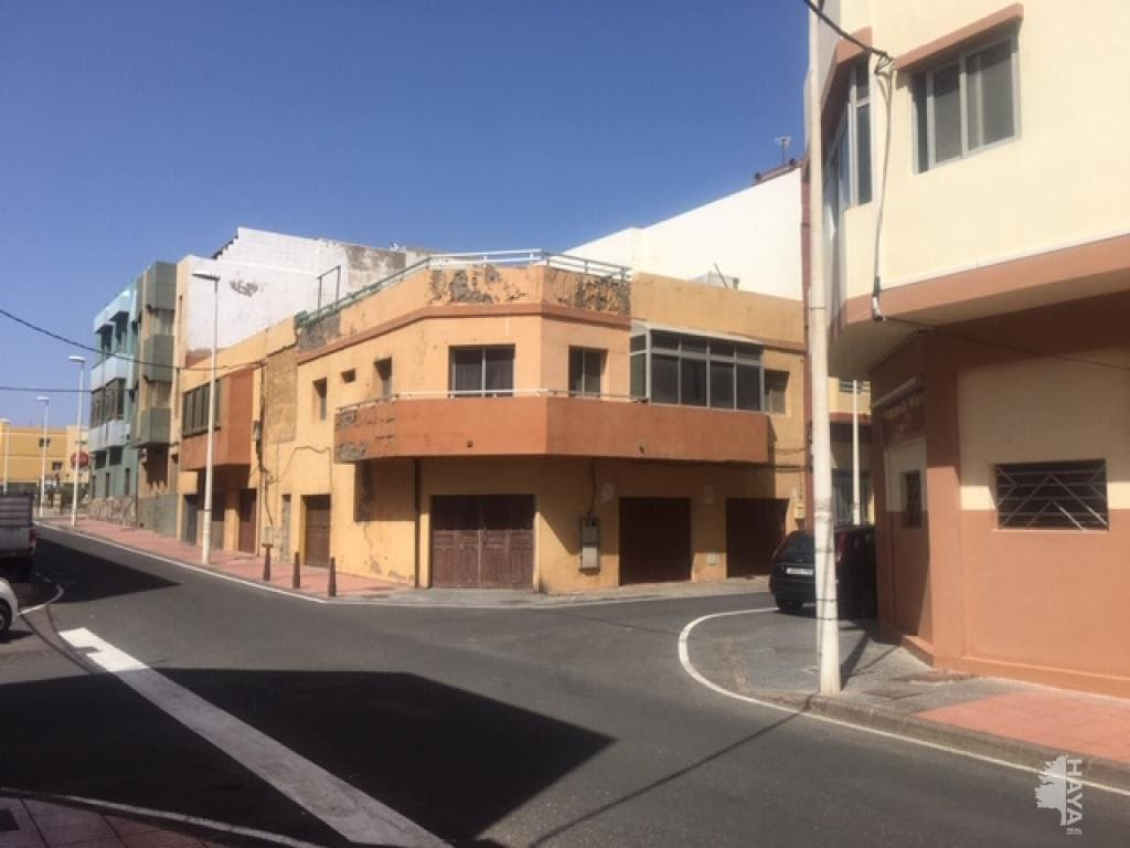 Piso en venta en La Garita, Telde, Las Palmas, Calle Azahar, 71.100 €, 1 habitación, 1 baño, 61 m2