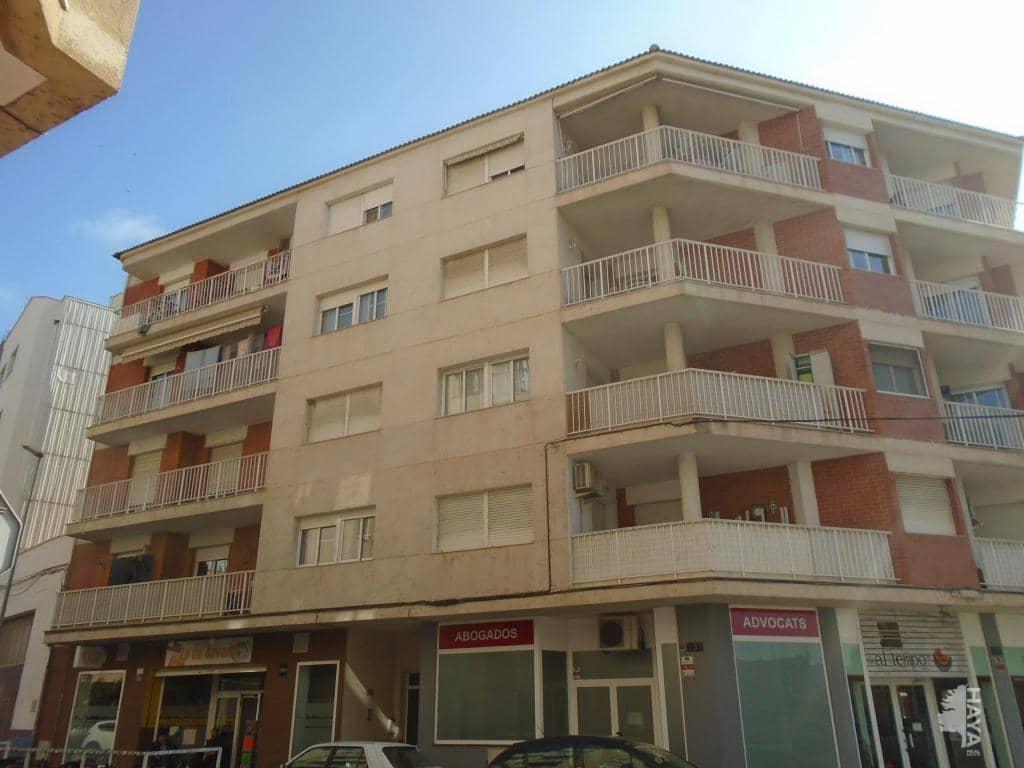Piso en venta en Mas de Miralles, Amposta, Tarragona, Calle Barcelona, 66.800 €, 4 habitaciones, 1 baño, 110 m2