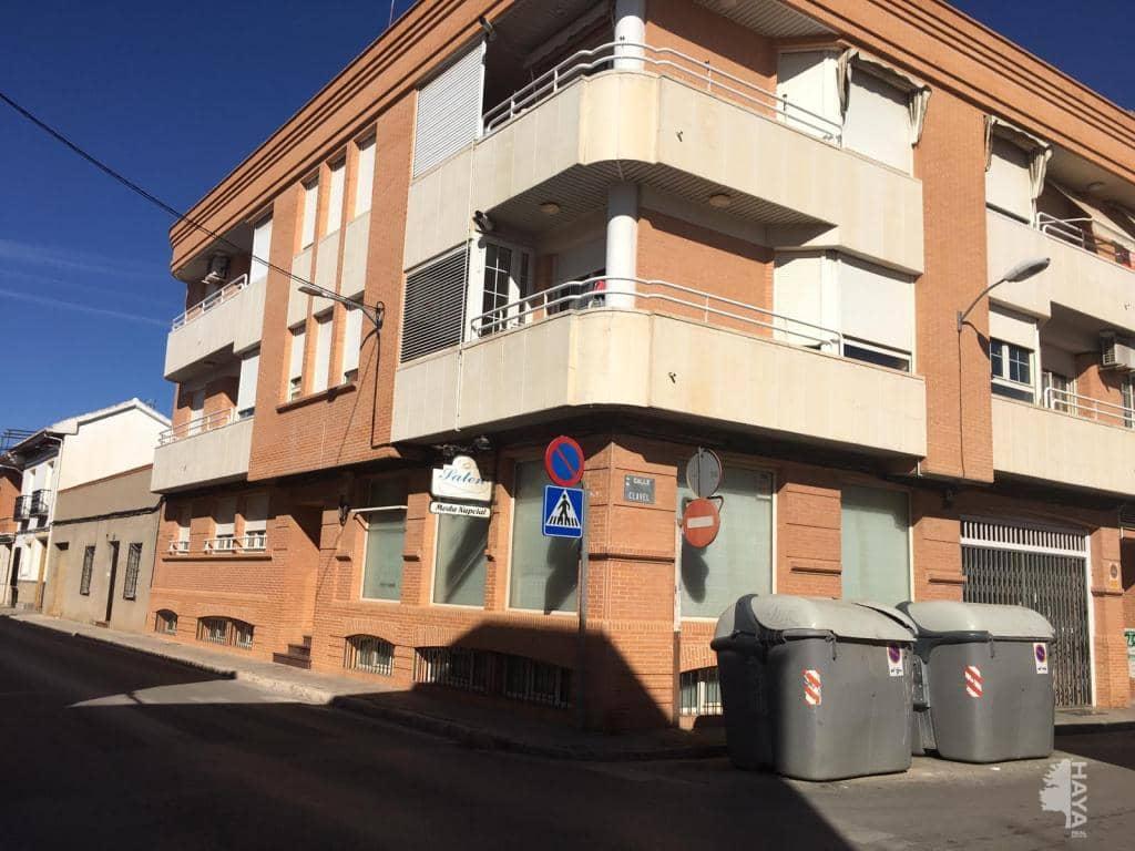 Piso en venta en Tomelloso, Ciudad Real, Calle San Mateo, 57.900 €, 2 habitaciones, 1 baño, 92 m2