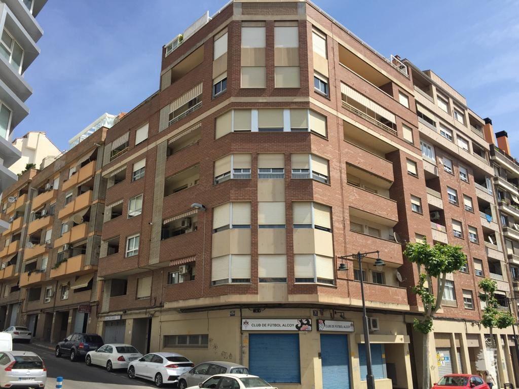 Piso en venta en Santa Rosa, Alcoy/alcoi, Alicante, Calle Metge Manuel Rodriguez, 84.300 €, 3 habitaciones, 2 baños, 117 m2