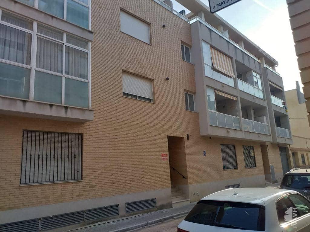 Piso en venta en El Port de Sagunt, Sagunto/sagunt, Valencia, Calle Rio Guadalquivir, 93.500 €, 2 habitaciones, 1 baño, 45 m2