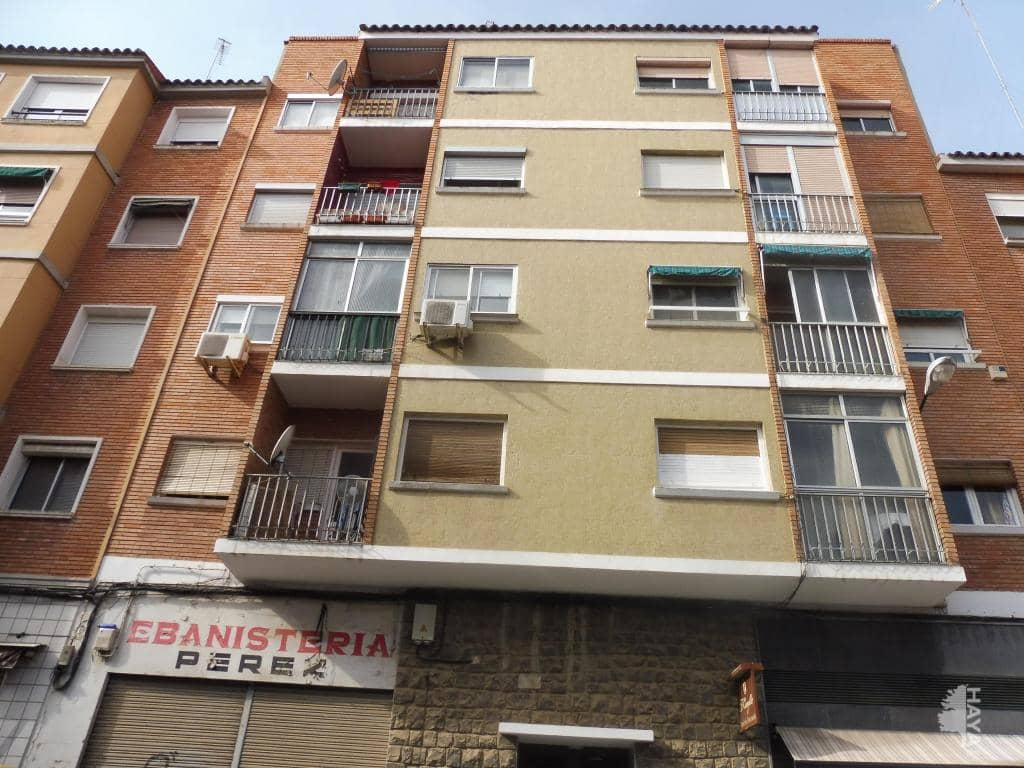 Piso en venta en Las Fuentes, Zaragoza, Zaragoza, Calle Monasterio Sigena, 94.945 €, 4 habitaciones, 1 baño, 93 m2