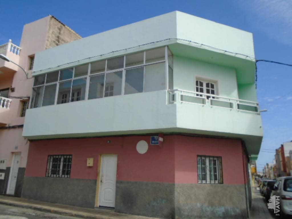 Piso en venta en Cruce de Sardina, Santa Lucía de Tirajana, Las Palmas, Calle Chopin, 82.800 €, 3 habitaciones, 1 baño, 99 m2
