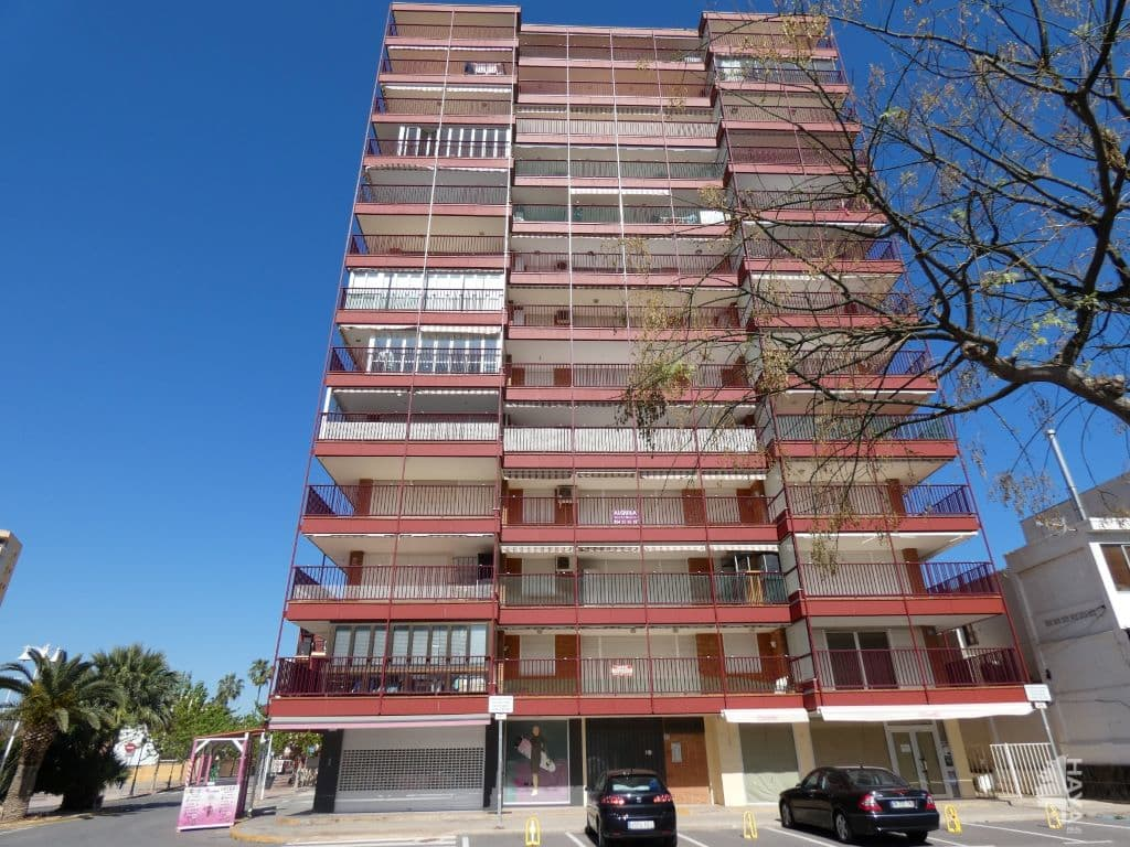 Piso en venta en Oropesa del Mar/orpesa, Castellón, Avenida Faro, 100.800 €, 3 habitaciones, 1 baño, 108 m2