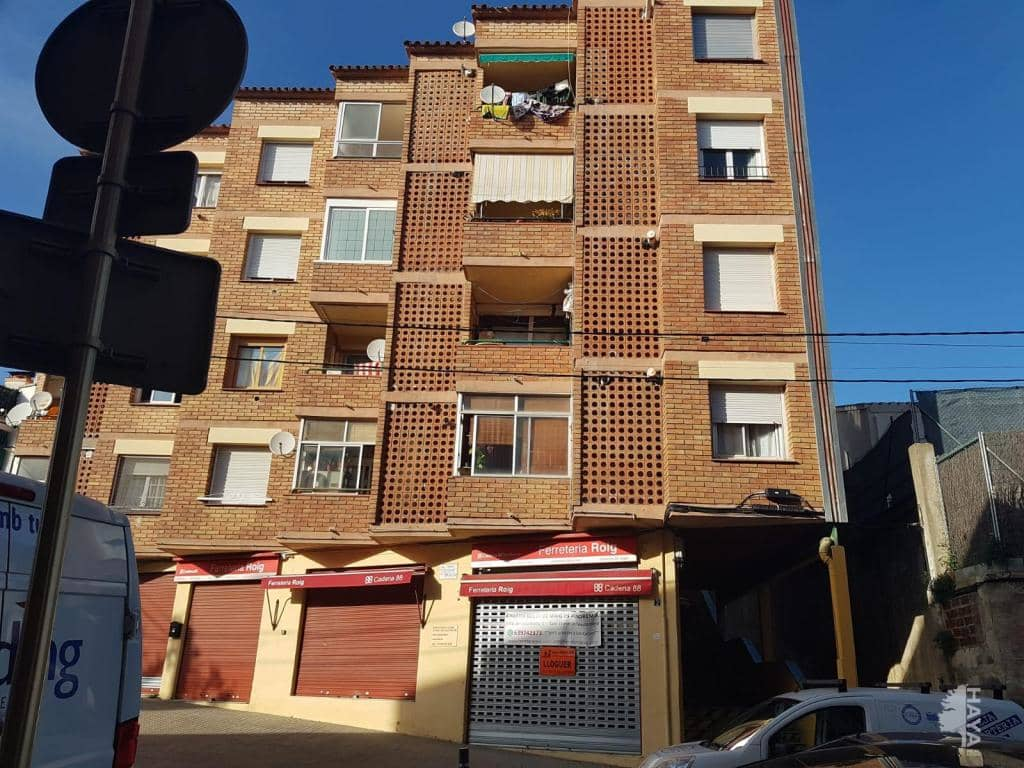 Piso en venta en Sant Celoni, Barcelona, Calle Esteve Brunell, 97.500 €, 4 habitaciones, 1 baño, 92 m2