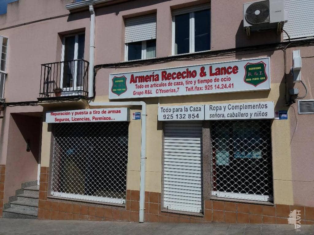 Piso en venta en Ontígola, Toledo, Calle Yeserias, 83.500 €, 3 habitaciones, 1 baño, 94 m2