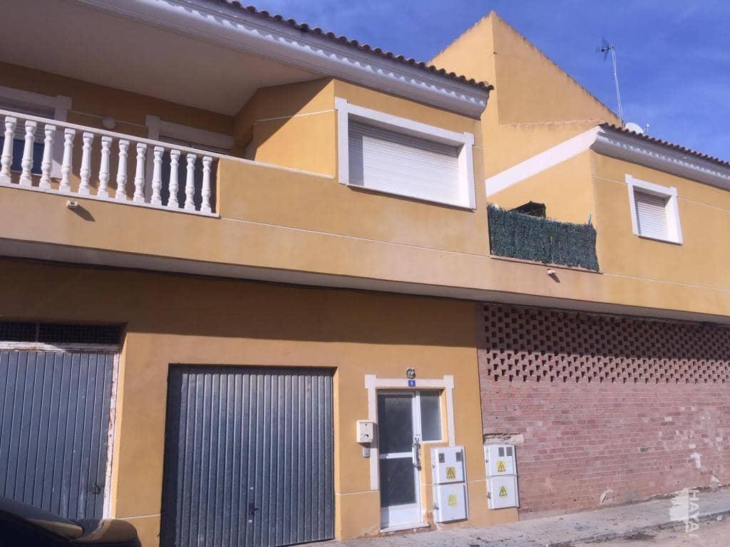 Piso en venta en San Javier, Murcia, Calle Orense, 114.000 €, 4 habitaciones, 1 baño, 166 m2